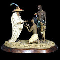 Thomas Blackshear Rite Of Passage Limited Edition Hand Signed Retired (Not In Stock)