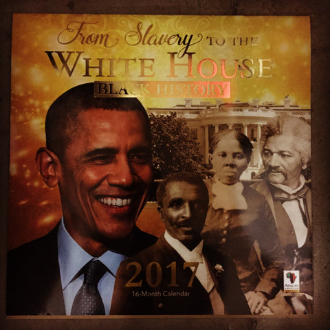 "From Slavery To The White House ""Black History"" (Not In Stock)"