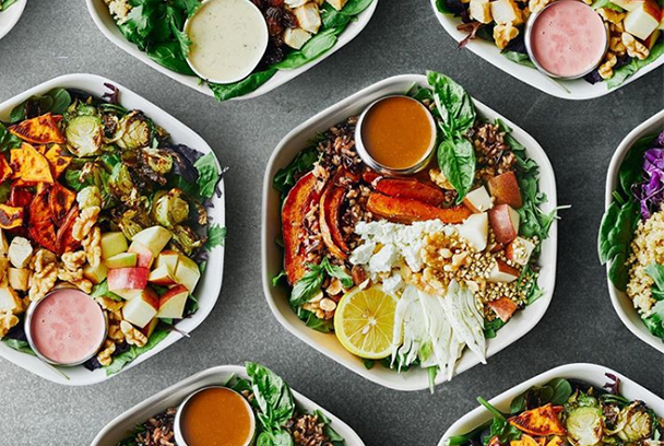 Get Your Keto on at Sweetgreen - Sated