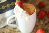 Strawberry Ricotta Mug Cake