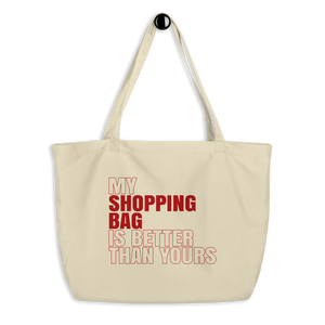BETTERS THAN YOURS TOTE