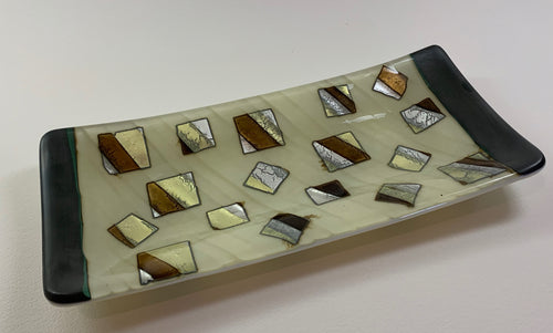 Alchemy Reactions Baton Rouge strip construction glass fusion