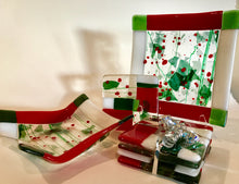 Christmas Pieces of Holly - various options available