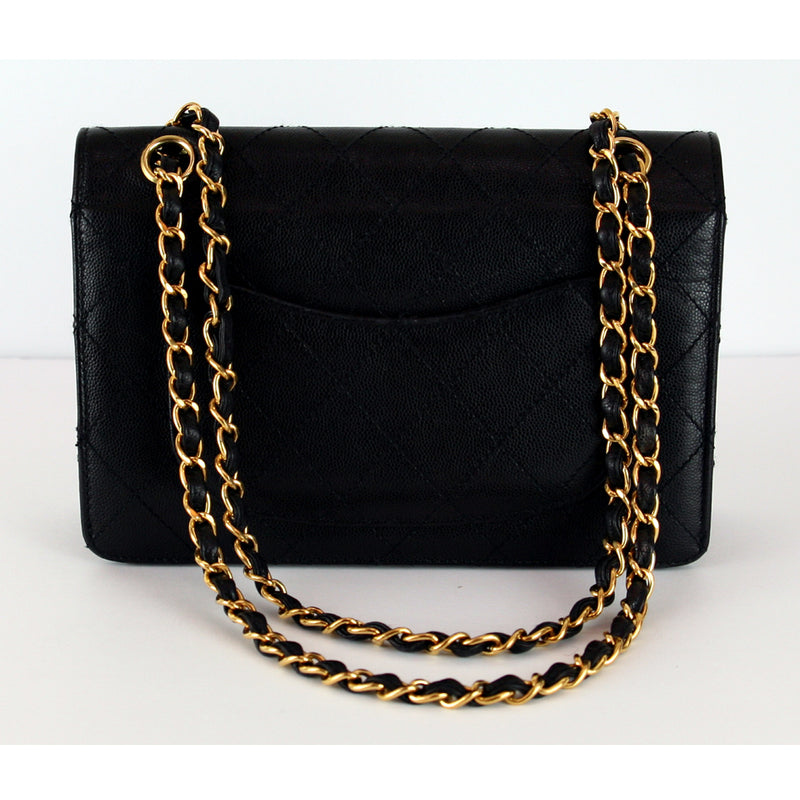 Chanel Classic 2.55 Flap Black Handbag