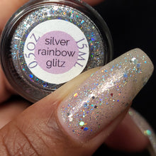 Silver Rainbow Glitz // The Last Glaze of Summer