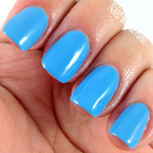 sky blue cream nail polish crystal knockout blue sky marina