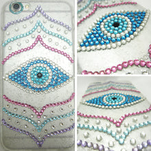 Oracle Evil Eye Cell Phone Case