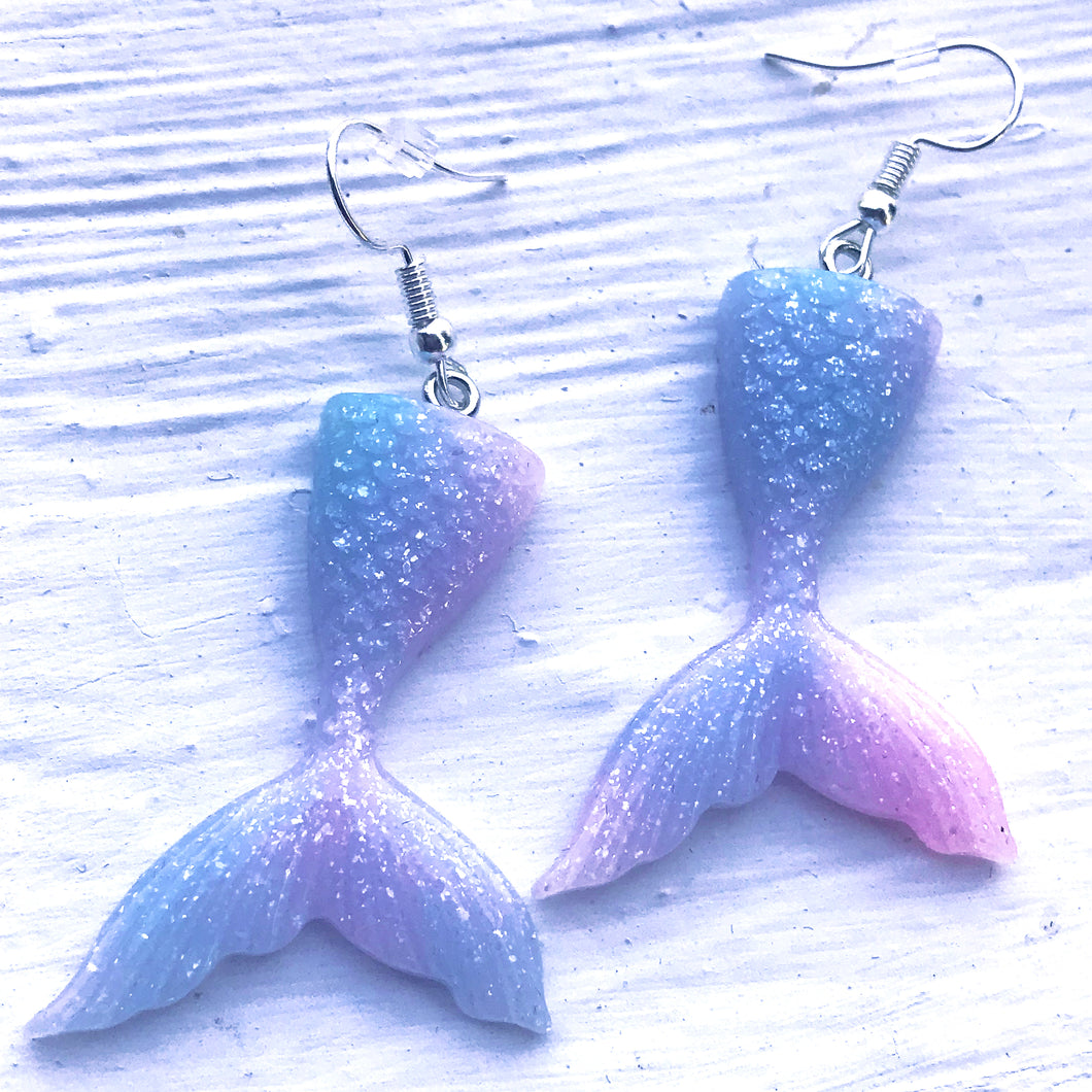 Mermaid Tails - Pastels