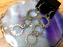Dangling Gears Earrings