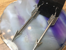 Arrows of Art Earrings
