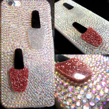 Dazzle Nail Polish Cell Phone Case