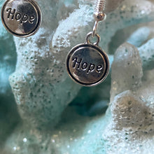 Hope Round Earrings