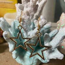 Gold Star For You Earrings