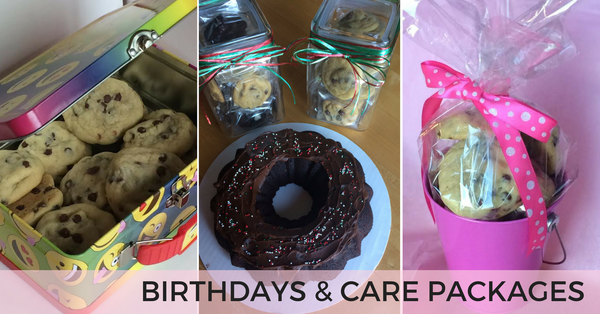 Birthdays & Care Packages