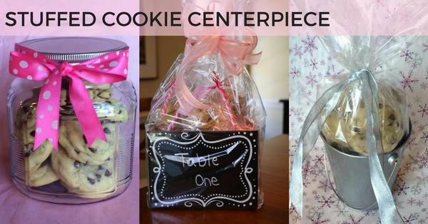 STUFFED COOKIE CENTERPIECE