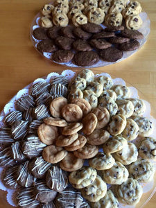 Platter of Stuffed Cookies