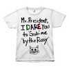"Kesha ""Mr.President"" T-Shirt"