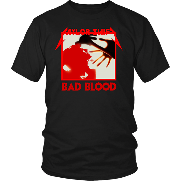 Bad Blood Metal T-shirt