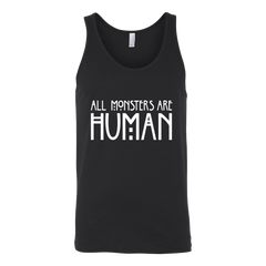 All Monsters Are Human Shirt