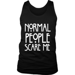 Normal People Scare Me Shirt