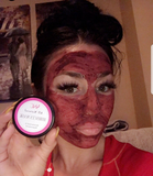 2 oz. Hibiscus Face Mask