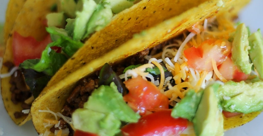 Tasty and Healthy Taco Recipe