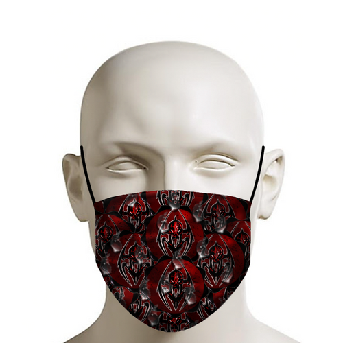 RAZRWING BOTTLE CAP HAZARDOUS PROTECTION Face Mask