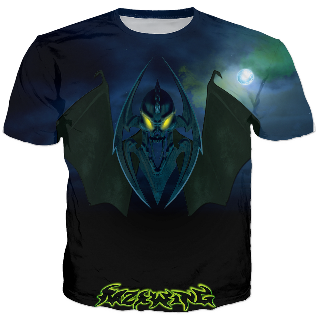 RAZRWING: SKULLS OF THE HYDRA T Shirt