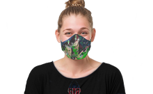 RAZRWING- MATILDA - Limited edition -Face Mask-
