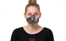 RAZRWING- STYERIA - Limited Edition -Face Mask-
