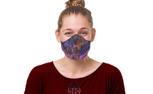 RAZRWING- SAM JESS SUSAN - Limited edition -Face Mask-