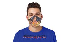 RAZRWING- BRYAN- Limited edition -Face Mask-