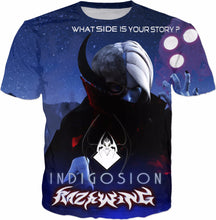 RAZRWING-INDIGOSION-SORUL-WHAT SIDE IS YR STORY? Rage T