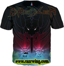 Razrwing Dredlen Collection RAZRWING STYERIA F.E.A.R S. D R E D L E N AR XR -T-SHIRT Back
