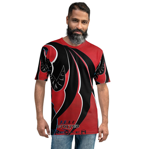 DREDLEN Evolved Red T-shirt