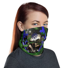 RAZRWING BURN SKULL CREST Neck Gaiter