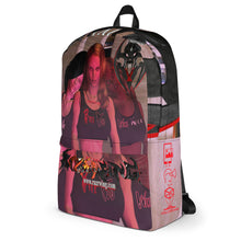 Razrwing Dark Crest Brand Collection RAZRWING SAM JESS SUSAN The SEDUCTEASE 2018 AR MR  HOLOGRAM Backpack Left Side