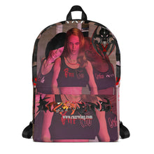 Razrwing Dark Crest Brand Collection RAZRWING SAM JESS SUSAN The SEDUCTEASE 2018 AR MR  HOLOGRAM Backpack Front