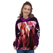 Razrwing DREDLEN Collection JESS SAM SUSAN POWER OF SEDUCTION Hoodie Front
