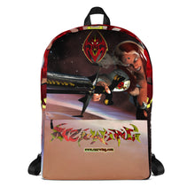 Razrwing Dark Crest Brand Collection RAZRWING STYERIA The AGGRESSOR 2018 AR MR HOLOGRAM Backpack Front