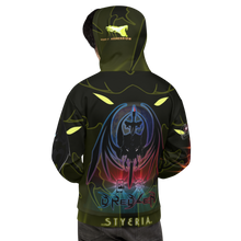 Razrwing Dredlen Collection RW DREDLEN STYERIA POWER OF AGGRESSION Hoodie Back