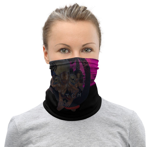 RAZRWING SNATCH SKULL CREST Neck Gaiter