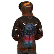 Razrwing Dredlen Collection RW DREDLEN BRYAN POWER OF OBSESSION Hoodie Back