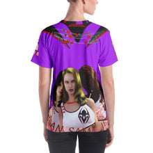 RAZRWING Susan,Sam and Jess  VIOLET Speyeder SWORD T SHIRT