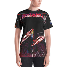 RAZRWING :Susan, nSam and Jess BLACK Speyeder SWORD T SHIRT