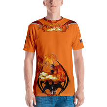 RAZRWING BRYAN MAIDEN FIRE T SHIRT