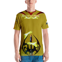 RAZRWING STYERIA FANG SWORD GOLD T SHIRT