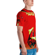 RAZRWING  STYERIA FANG SWORD RED T SHIRT