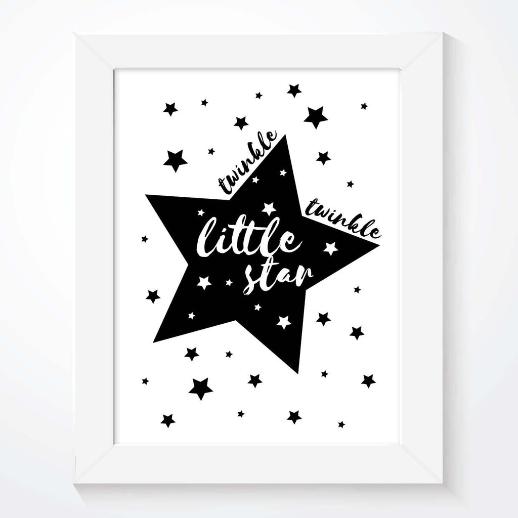 Twinkle Twinkle Little Star Print - Couture Moments