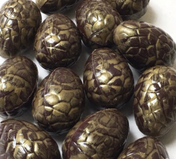 Artisan Chocolate Easter Eggs